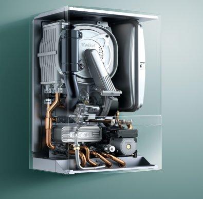 ombinirani uređaj za grijanje i toplu vodu