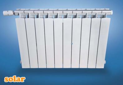 Aluminijski radijator Solar 500/80 W145