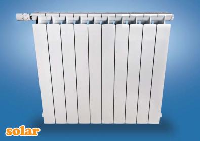 Aluminijski radijator Solar 700/80 W210