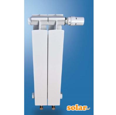 Aluminijski radijator Solar+ 500 D-kutni