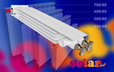 Solar plus radijatori Lipovica