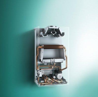 Plinski zidni kombinirani uređaj za grijanje i pripremu tople vode Vaillant VUW