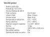 Tehnički podaci MQ pumpa Grundfos