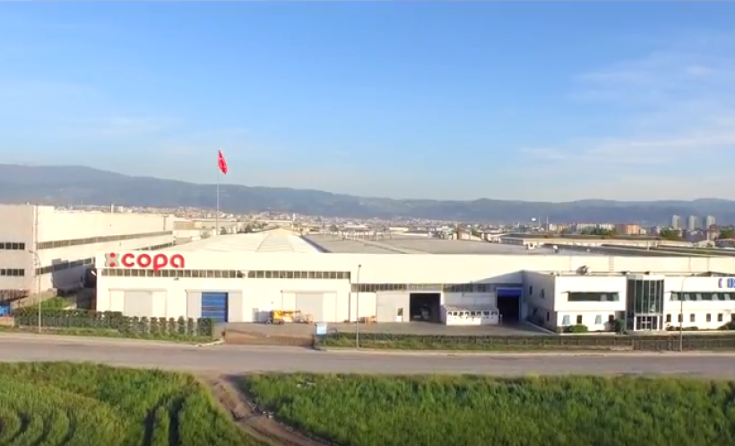 Tvornica Copa u Turskoj