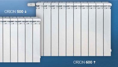 Orion radijatori
