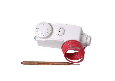 Nalijegajući termostat s uronskom sondom