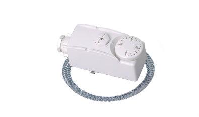 Cijevni nalijegajući termostati za centralno grijanje