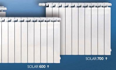 Solar aluminijski radijatori