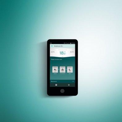 Upravljanje grijanjem putem mobilne aplikacije