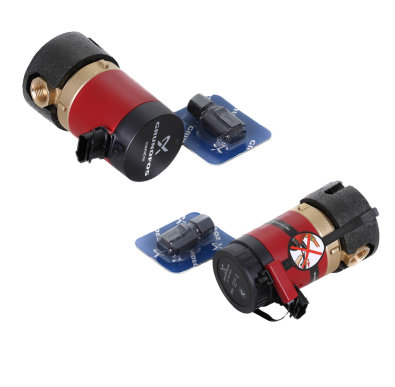 pumpe za toplu vodu