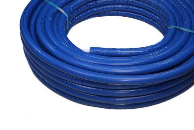 Pex-Al-Pex cijev s izolacijom fi 20, cijevi za vodu, plava