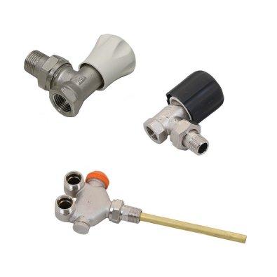 Herz radijatorski ventili za centralno grijanje