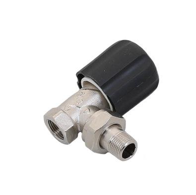 "Herz radijatorski ventil - kutni 3/8"""