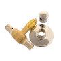 Press fitting - press ventili s kapom