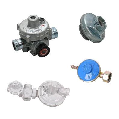 Regulatortlaka jeuređaj za regulaciju tlaka u plinskoj instalaciji ugrađen na plinskom priključku ispred plinskeinstalacije.