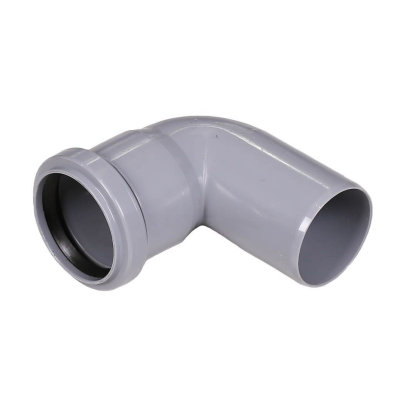 PVC koljeno 90° za kanalizaciju i odvodnju