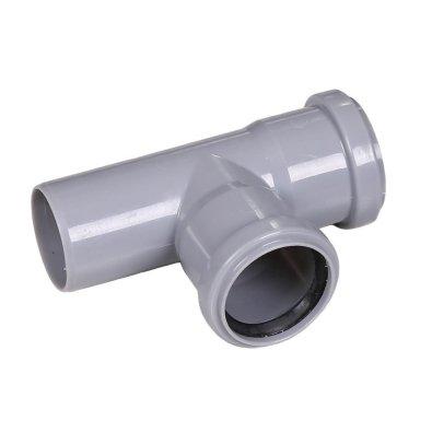 PVC račva za kanalizaciju fi 110/75/90°