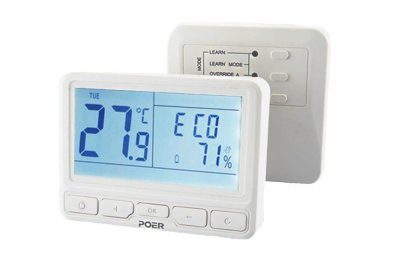 POER Wi-Fi termostat