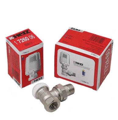 """Herz termostatski kutni ventil 1/2"""" (1772460)"""