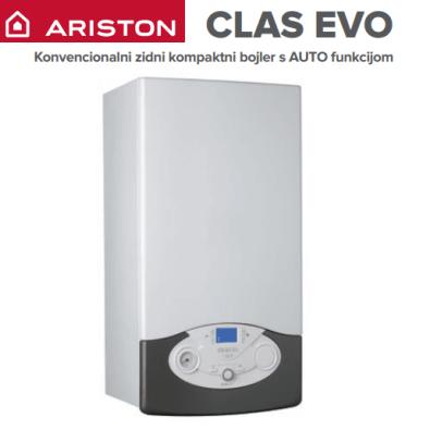 Ariston plinski bojler Clas Evo