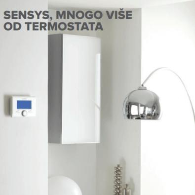 Ariston Sensys termostat - upravitelj sustava