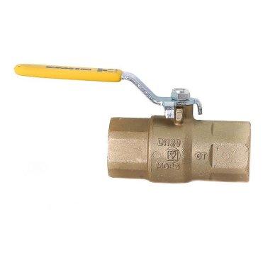 Kuglasti ventil za plin - kovina 2¨