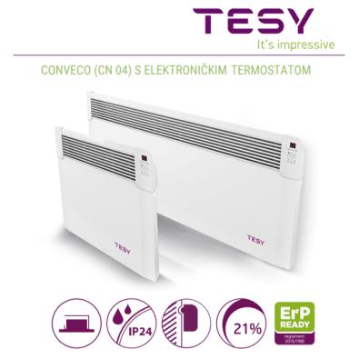 Električni panelni konvektors elektroničkim termostatom ConvEco