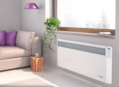 lektrični panelni konvektor Heateco s elektroničkim termostatom