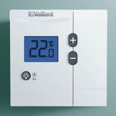Vaillant termostat vrt 35 za jednostavno reguliranje sobne temperature