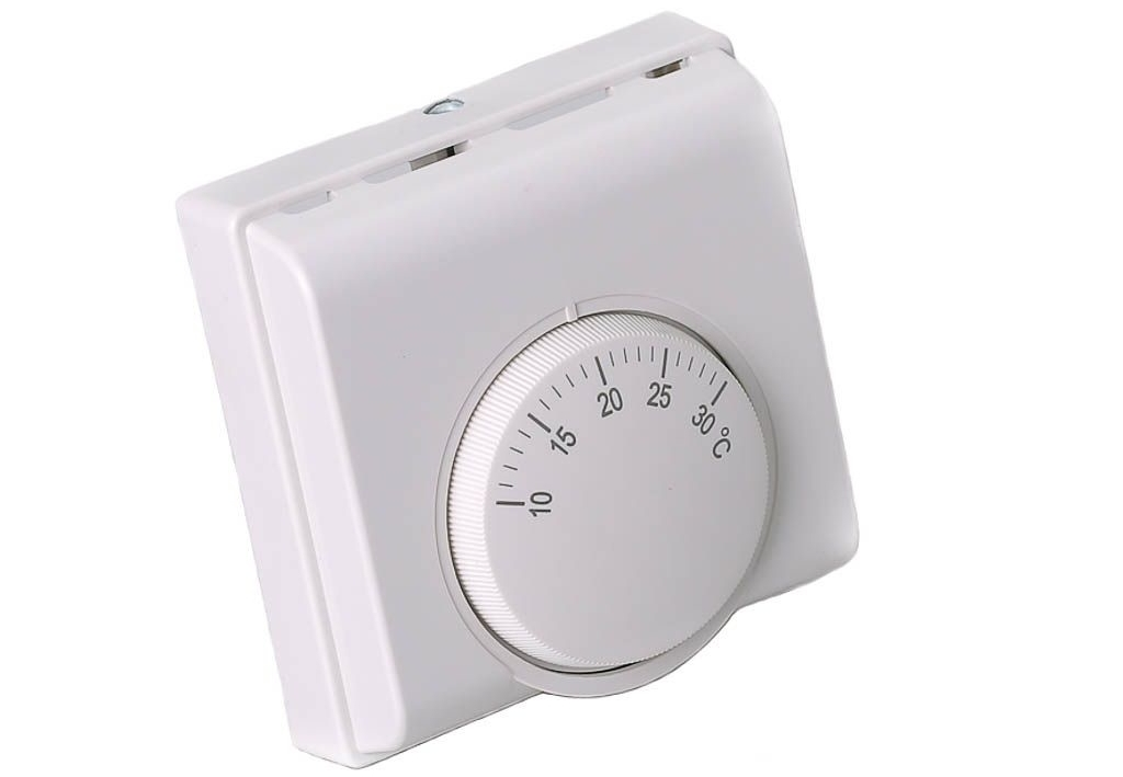 Kako spojite termostat za med