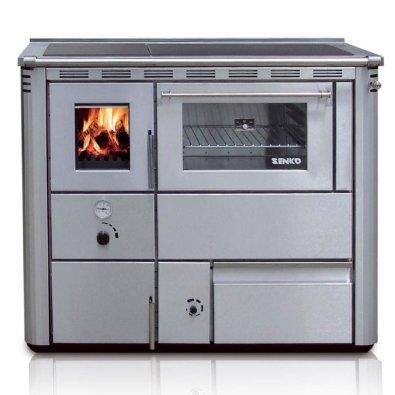 SENKO štednjak s pećnicom za centralno grijanje
