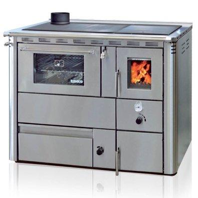 SENKO štednjak za centralno grijanje s pećnicom