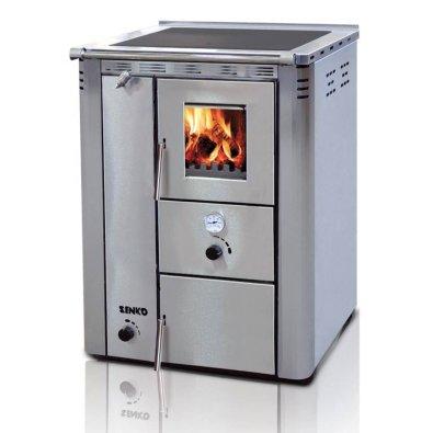 SENKO štednjak za centralno grijanje bez pećnice