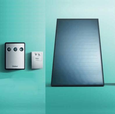 Solarni paket 300 PLUS - Vaillant za solarno grijanje vode