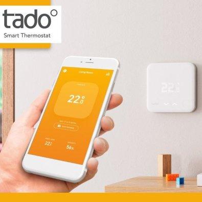 tado° wifi termostat - upravljanje putem mobilnog telefona