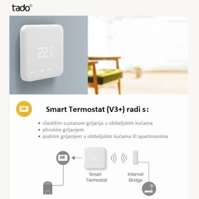 tado° wifi termostat - starter kit