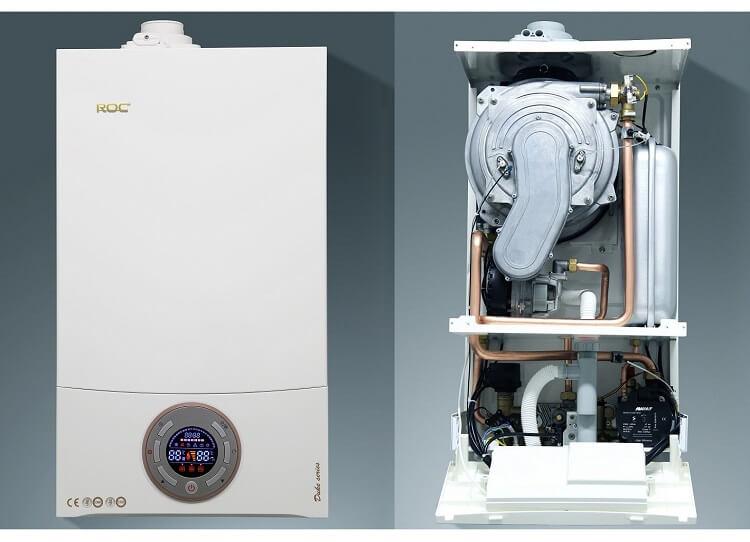 Kondenzacijski bojler ROC - Exterim bojler koji odabrati
