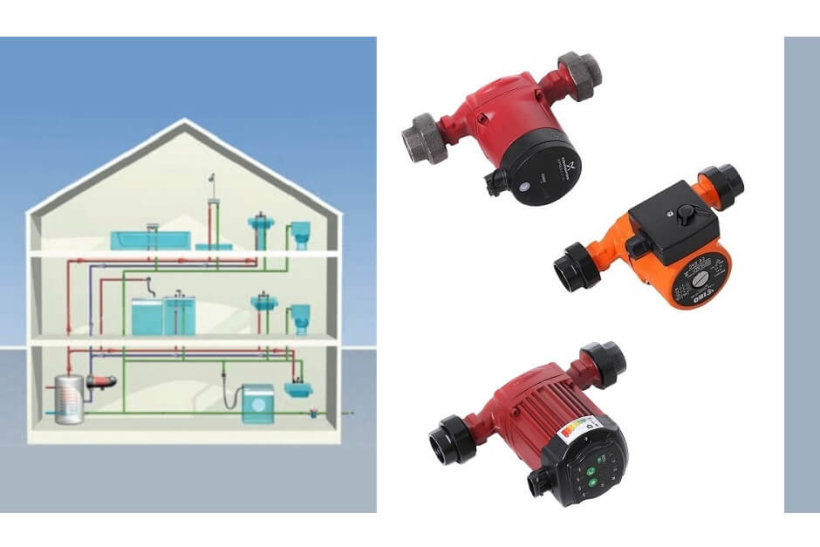 Prednost elektroničkih pumpi je ušteda energije!