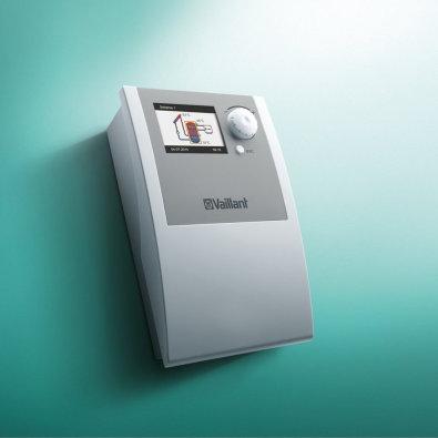 Regulator za solarnu pripremu tople vode auroMATIC 570