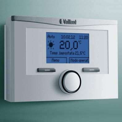Digitalni bežični sobni termostat Vaillant calorMATIC 350f