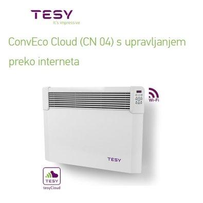 Wi-Fi električna grijalica TESY
