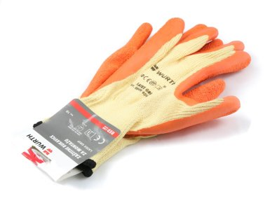Zaštitne rukavice za montažu - Latex Grip