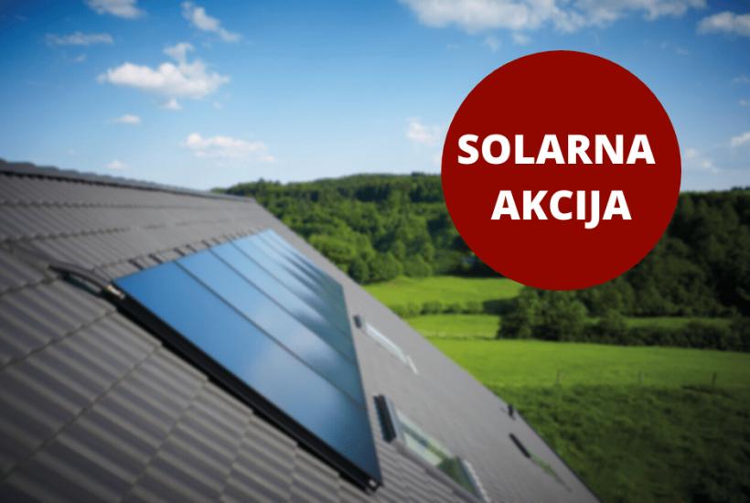 Solarna akcija Vaillant solarni paketi