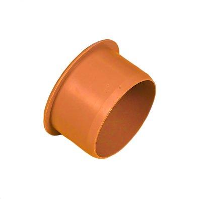 PVC čep za kanalizaciju 160 mm narančasti