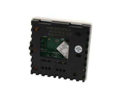 Digitalni termostat za podno grijanje - stražnja strana