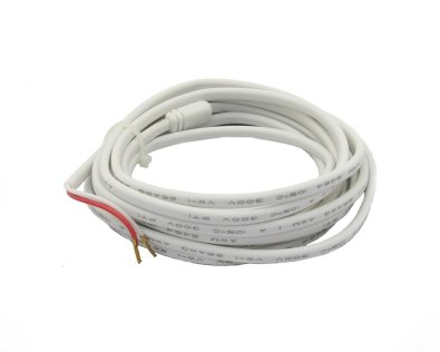 Termostat za električno podno grijanje - kabal i vijci