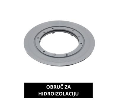 Podni sifon - obruč za hidroizolaciju