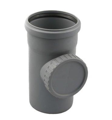 PVC revizija čistač FI 75