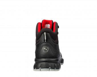 Zaštitne radne cipele Puma Condor crne